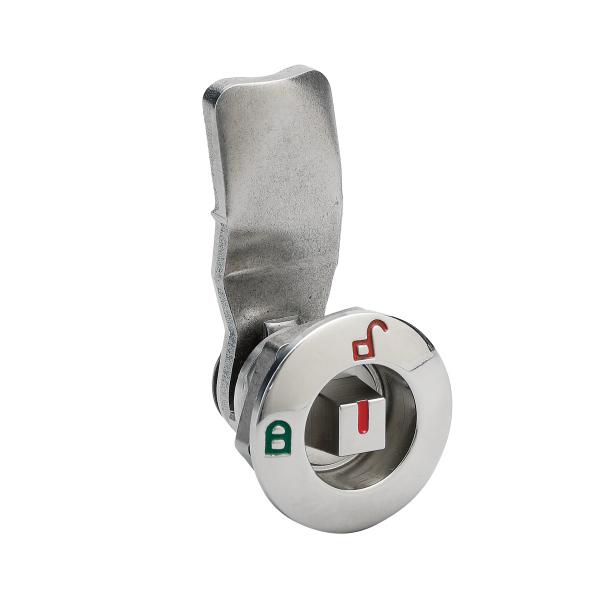 マーク付インサート(コニカルスクエアー 9 mm)、回転カム200-05型使用時