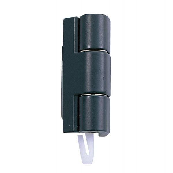 写真は、付属ピンがポリアセタール製の場合を示します。