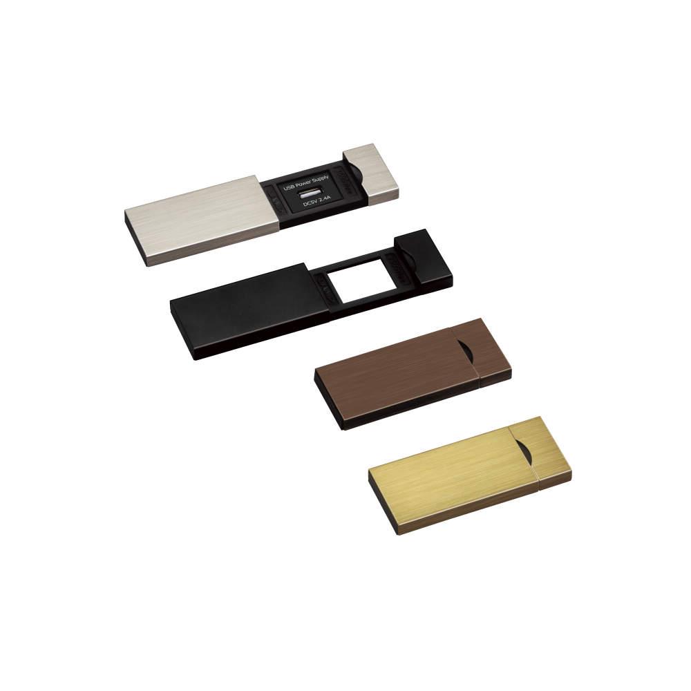 【金属プレートタイプ】<br>※配線器具は別売品です。