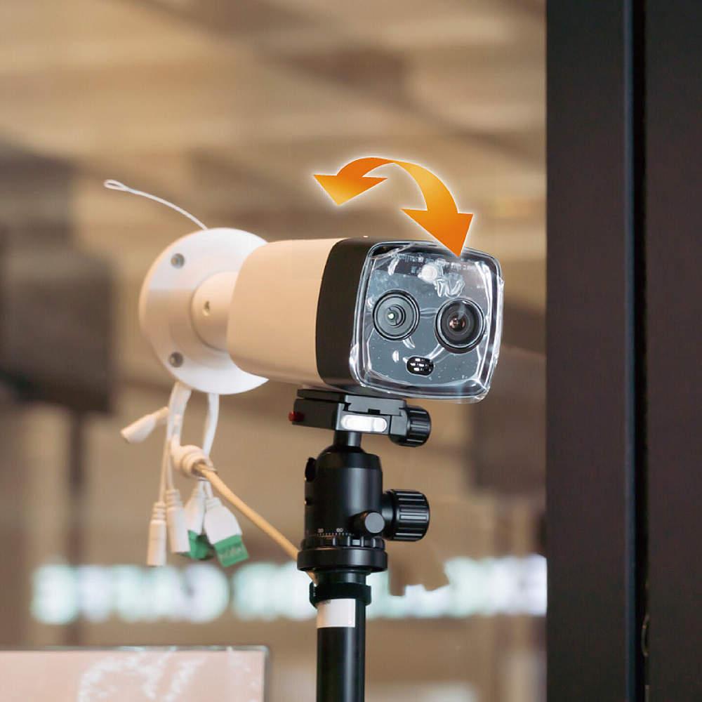 【使用イメージ】小型カメラ