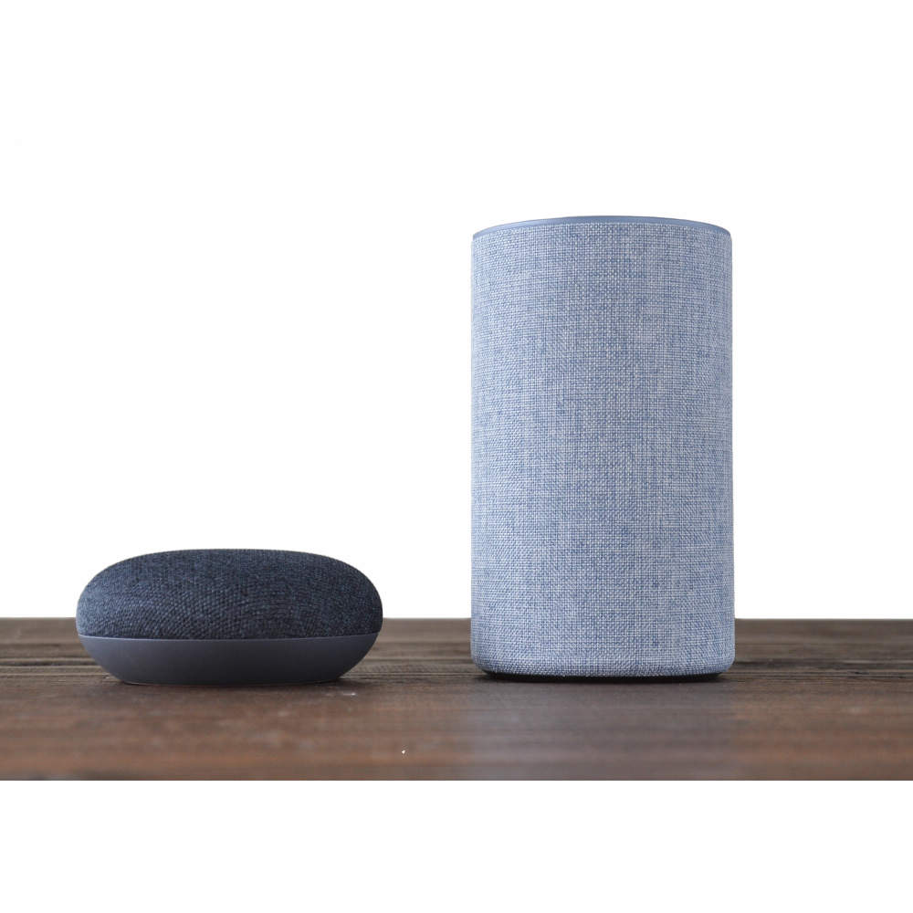 スマートホームシステム対応。<br>音声でも操作できます。