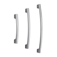 ステンレス鋼製弓形ハンドル