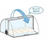 【使用例】<br>食品展示用ケース