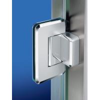 ステンレス鋼製ガラスドア用自由丁番