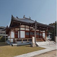 寺院 本堂
