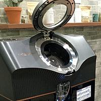 焙煎機付き全自動コーヒーマシン CAFEROID(カフェロイド)