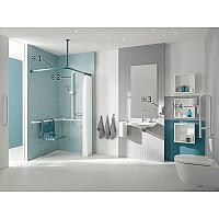 シャワーブース・洗面所・トイレ