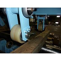 木板搬送ライン用コンベア